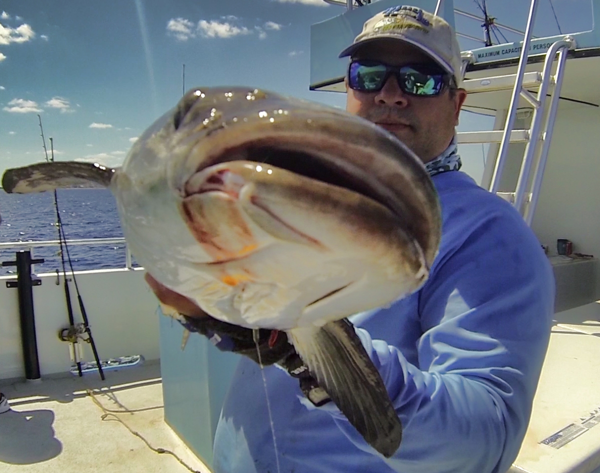 36 hour fishing trip from fort lauderdale to key largo and for Key largo party boat fishing