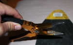Browning Split Ring Pliers Opened