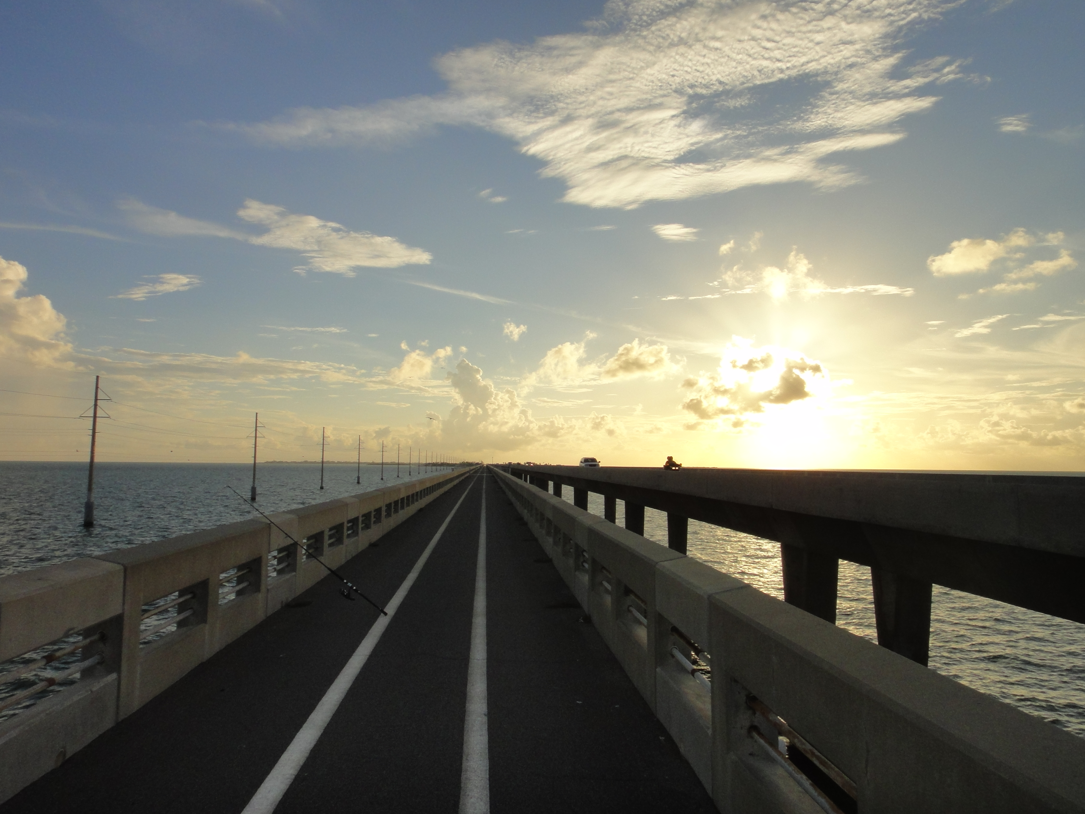 Bridge Fishing In The Florida Keys Shorebound Adventures