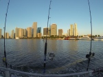 Leaving Bayside Marina
