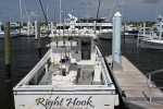 Right Hook Charter Boat