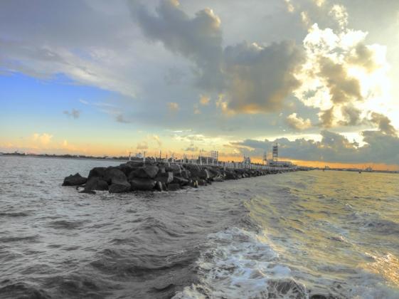 Port Everglades Jetty