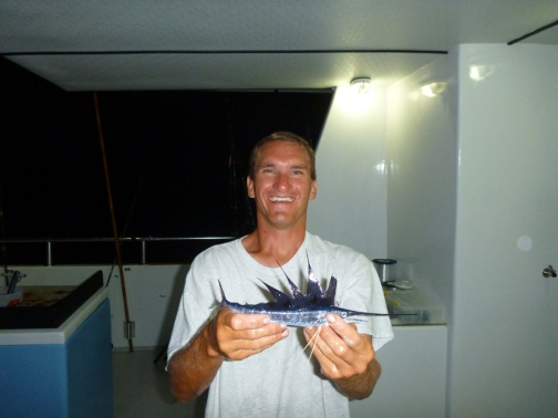 Jimmy's Sailfish