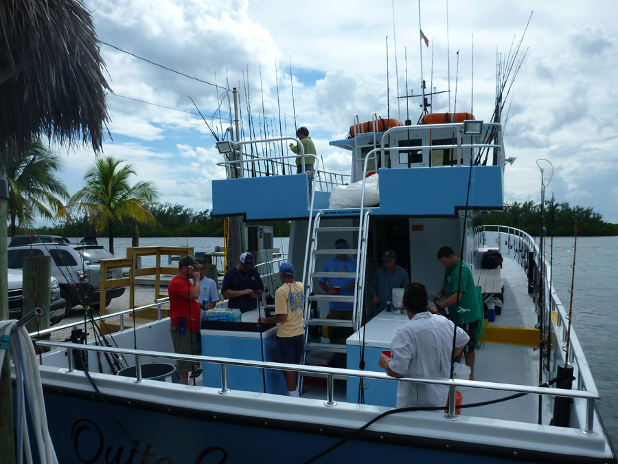New long range boat coming to ft myers florida page 2 for Fort myers fishing party boats