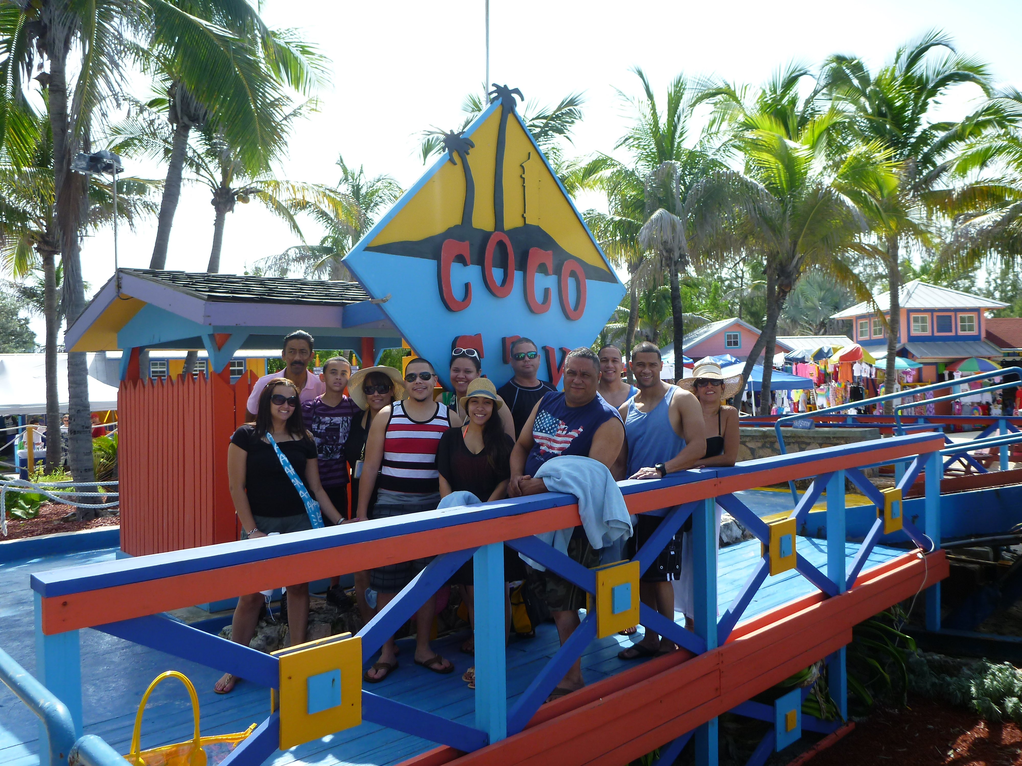 Coco Cay Bahamas ShoreBound Adventures - Coco cay weather