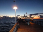 Anglins Pier Sunrise