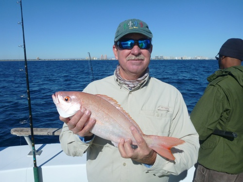 John's Vermillion Sealegs III 1-19-14