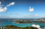 Carnival Freedom in St Thomas
