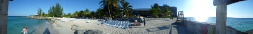 Cozumel Resort Panoramic