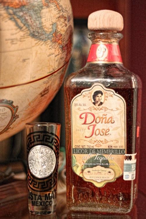 Doña Jose tequila