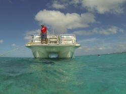 oasis diver boat Grand Turk