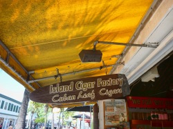 Island cigar factory