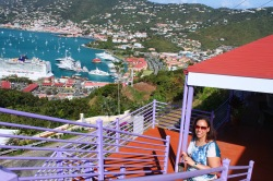 Lillian in St Thomas
