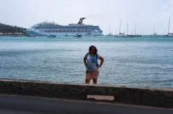 Lilly and Carnival Freedom