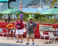 naughty ballon hats