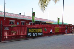 senor frogs St Thomas