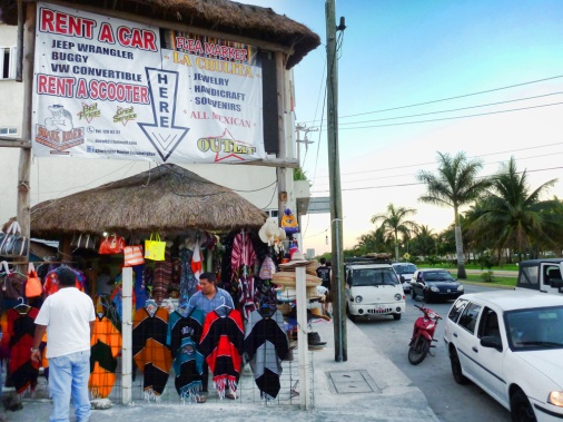 shop in Cozumel