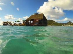 Tiki Hut relax & snorkel St Maarten