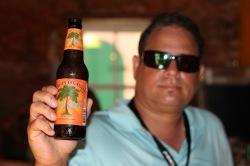 Virgin Islands Mango Beer