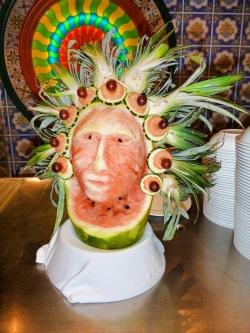 watermelon Mayan