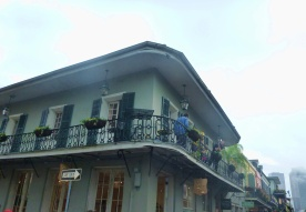 balconies in New Orleans 2