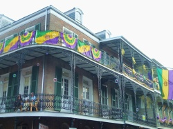balconies in New Orleans 4
