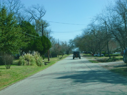 Dallas rural area