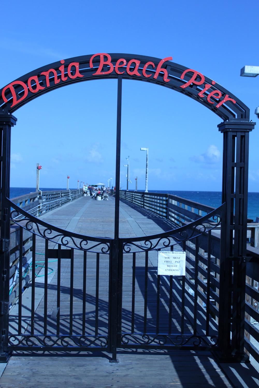 City Of Dania Beach Fishing Pier