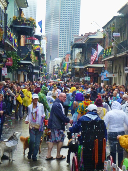 woof parade New Orleans 2