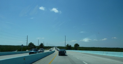 Florida Keys Traffic