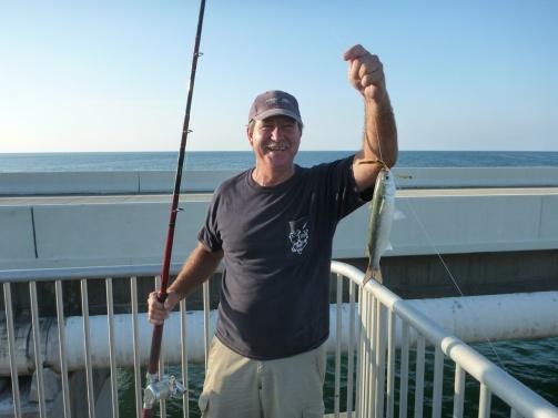 John with free bait