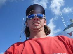 Jake sneaking a selfie