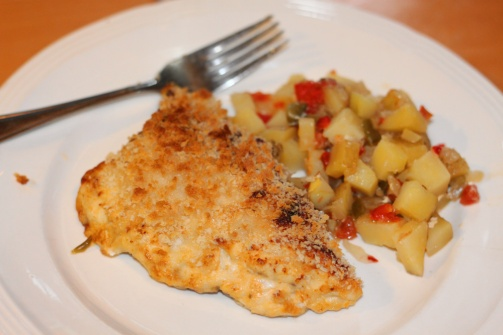 Snowy Grouper Recipe