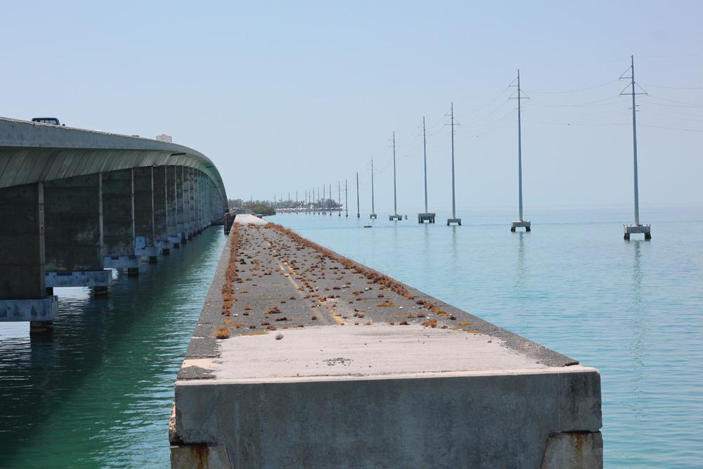 Florida keys bridges in pictures shorebound adventures for Florida keys bridge fishing