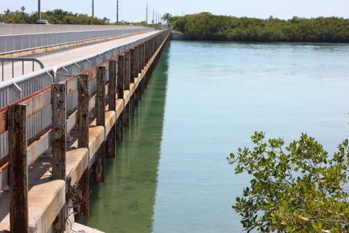 Florida Keys Bridges 050