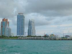 South Beach Pier in progress