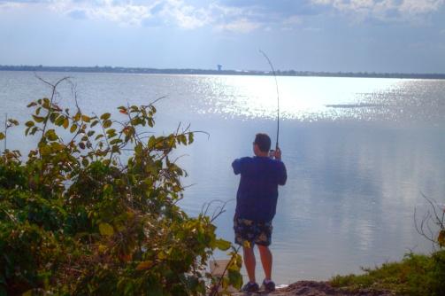 Sebastian Inlet bait on the river side_small