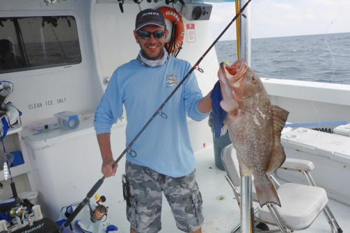 Ricky's Red Grouper