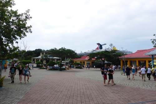 Mahogany Bay Shops