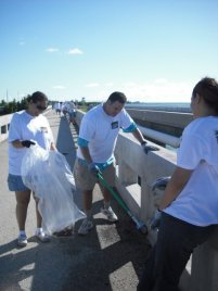 Channel 2 clean up 2008
