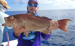 Capt. Yuri Dry Tortugas Slow Jigging and Bait 9/14/18