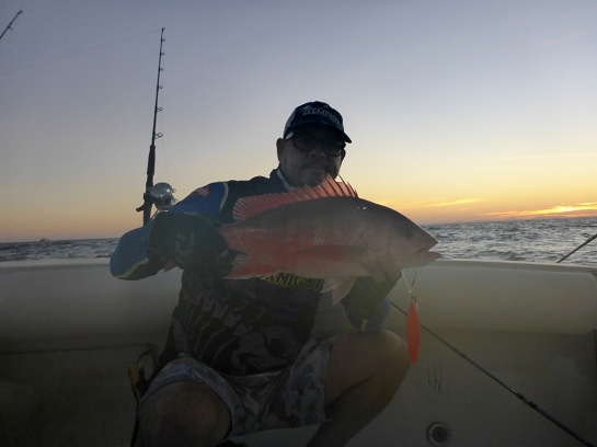 Cudaman Adventures , fishing report, fishing photos